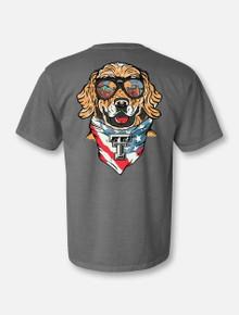"Texas Tech Red Raiders ""Dog Gone Good"" Grey T-Shirt"