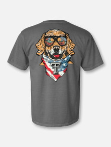 "Texas Tech Red Raiders ""Dog Gone Good"" Grey T-Shirt"