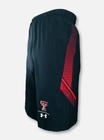 Under Armour 2019 Texas Tech Red Raiders Sideline Training Shorts