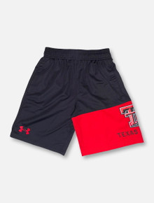 """Under Armour Texas Tech Red Raiders """"Game Season"""" YOUTH Shorts"""