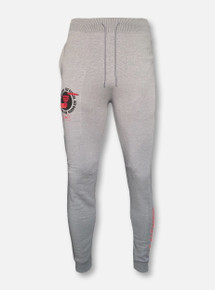 "Under Armour Texas Tech ""Hype Baseline"" Grey Tapered Sweatpants"