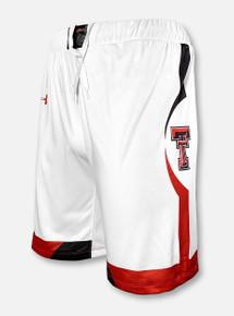 Under Armour 2020 Texas Tech White Replica Basketball Shorts
