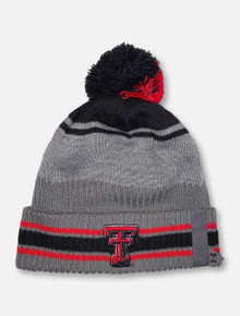 "Under Armour Texas Tech ""Tab Pom"" Beanie"