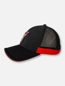 "Under Armour Texas Tech Red Raiders ""2019 Sideline Blitzing"" Stretch Fit Adjustable Caps"