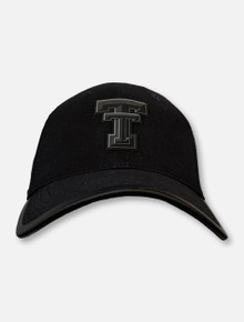 "Under Armour Texas Tech Red Raiders ""Tech Train"" Black Cap"