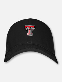 "Under Armour Texas Tech Red Raiders ""2019 Sideline Shadow"" Run Black Adjustable Cap"