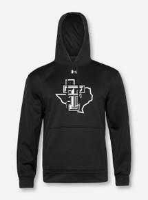 "Under Armour Texas Tech Red Raiders ""Blacklist All Day"" Hooded Sweatshirt"
