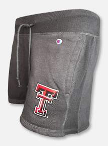 "Champion Texas Tech Red Raiders Double T  ""Rochester"" Fleece Short"