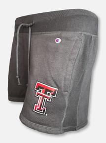 "Champion Texas Tech Red Raiders Double T  ""Rochester"" Fleece Short"