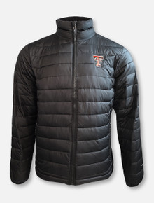 "Columbia Texas Tech Red Raiders Double T ""Powder Lite"" Full Zip Jacket"
