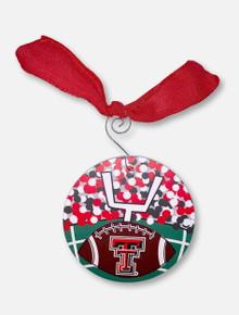 Texas Tech Red Raiders Football Stadium Ornament