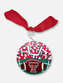 Texas Tech Red Raiders Football Stadium Ornament