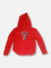 "Arena Texas Tech Red Raiders Double T ""Animal"" TODDLER Hooded Long Sleeve T-Shirt"