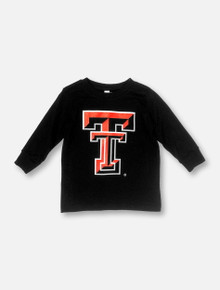 Texas Tech Red Raiders Double T TODDLER Long Sleeve T-Shirt