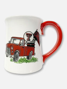 "Texas Tech Red Raiders Double T ""Traditions"" Mug"
