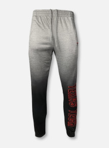 "Arena Texas Tech Red Raiders ""Sitwell Sublimated"" Grey Fleece Tapered Sweatpants"