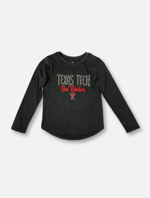 "Arena Texas Tech Red Raiders ""Center Stage"" YOUTH Long Sleeve T-Shirt"