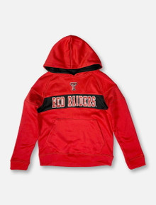 "Arena Texas Tech Red Raiders Double T ""Waldorf"" Red YOUTH Hoodie"