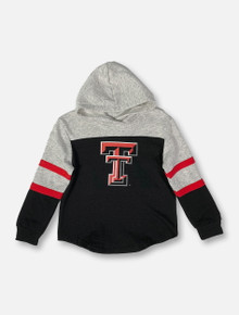 "Arena Texas Tech Red Raiders Double T ""Pepe"" Black Fleece YOUTH Hoodie"