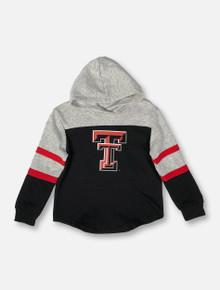 "Arena Texas Tech Red Raiders Double T ""Pepe"" Black Fleece YOUTH Hoodie"