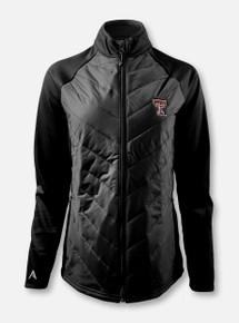 "Antigua Texas Tech Red Raiders Double T ""Altitude"" Women's Full-Zip Jacket"