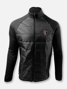 "Antigua Texas Tech Red Raiders Double T ""Altitude"" Men's Full-Zip Jacket"