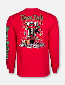 "Texas Tech Red Raiders ""Carol of the Lights"" Celebration 2019 Long Sleeve T-Shirt"