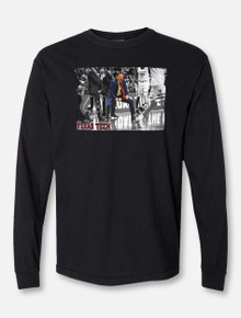 "Texas Tech Red Raiders ""Hulk Wants Championships"" Chris Beard Long Sleeve T-Shirt"