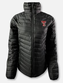 "Columbia Texas Tech Red Raiders Double T ""Powder Lite"" Women's Full-Zip Jacket"