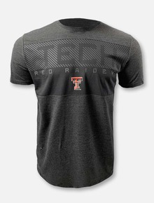"Under Armour Texas Tech Red Raiders Double T ""Training Camp"" Short Sleeve T-Shirt"
