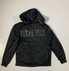 Arena Texas Tech Red Raiders YOUTH Pullover Hoodie In Black