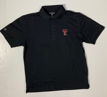 Antigua Texas Tech Red Raiders Double T YOUTH Polo