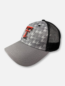 Legacy Texas Tech Red Raiders Double T Herringbone Mid-Pro Adjustable Cap