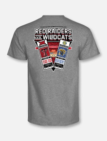 "Texas Tech vs. Kentucky ""Game Collectors"" Grey T-Shirt (PREORDER SHIPS 12/7)"