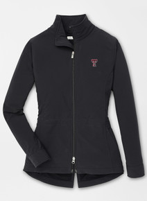 Peter Millar Texas Tech Red Raiders Double T Full-Zip Jacket