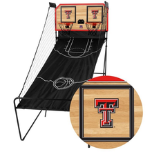 "Texas Tech Red Raiders Double T ""Classic Court Double Shootout Basketball"" Game"
