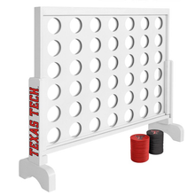 """Texas Tech Red Raiders Double T """"Connect 4"""" Three-Foot Game"""