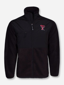 Charles River Texas Tech Colorblock Evolux Jacket