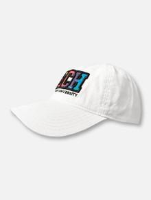 Legacy Texas Tech Red Raiders TECH Block Tie-Dye Adjustable Cap
