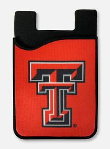 Texas Tech Red Raiders Double T Cell Phone ID Holder