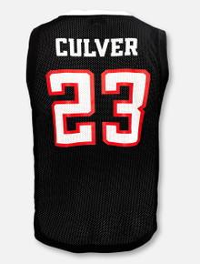 Retro Brand Texas Tech Red Raiders YOUTH Jarrett Culver #23 Black Jersey