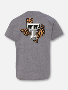 "Texas Tech Red Raiders YOUTH ""Leopard Pride"" T-Shirt"