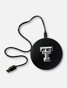 Texas Tech Red Raiders Double T Light-Up Charger