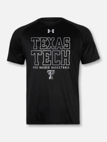"Under Armour Texas Tech Red Raiders 2019 ""Black Out Kentucky"" T-Shirt"