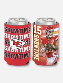 Texas Tech Red Raiders Kansas City Chiefs 12 Oz. Can Cooler Featuring Patrick Mahomes II