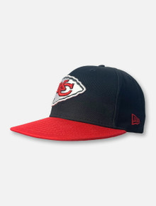 Texas Tech Red Raiders Kansas City Chiefs Two-Tone Snapback Cap