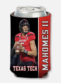 Texas Tech Red Raiders Patrick Mahomes II 12 Oz. Can Cooler  (PREORDER SHIPS 1/28/2020)