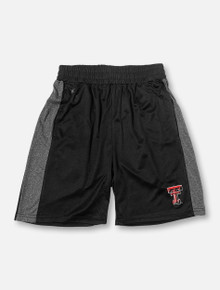"Arena Texas Tech Red Raiders Double T ""Sabertooth"" YOUTH Shorts"
