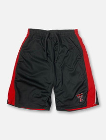 """Arena Texas Tech Red Raiders Double T """"Dino"""" YOUTH Reversible Shorts"""