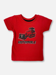 "Arena Texas Tech Red Raiders Double T ""Gravel Pit"" INFANT T-Shirt"